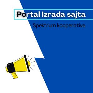 portal izrada sajta